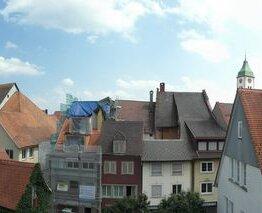 Altstadt Wangen Blick auf die Braugasse